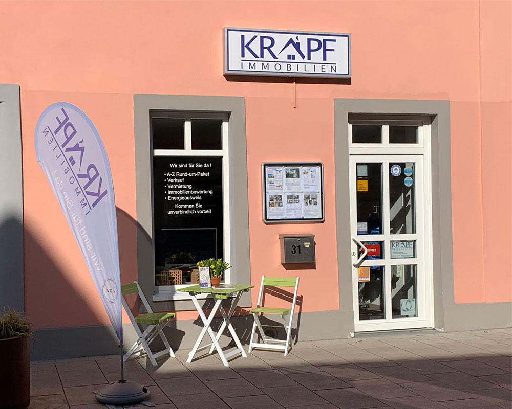 Andrea Krapf - Ihre Immobilienmaklerin des Vertrauens in Höchstadt