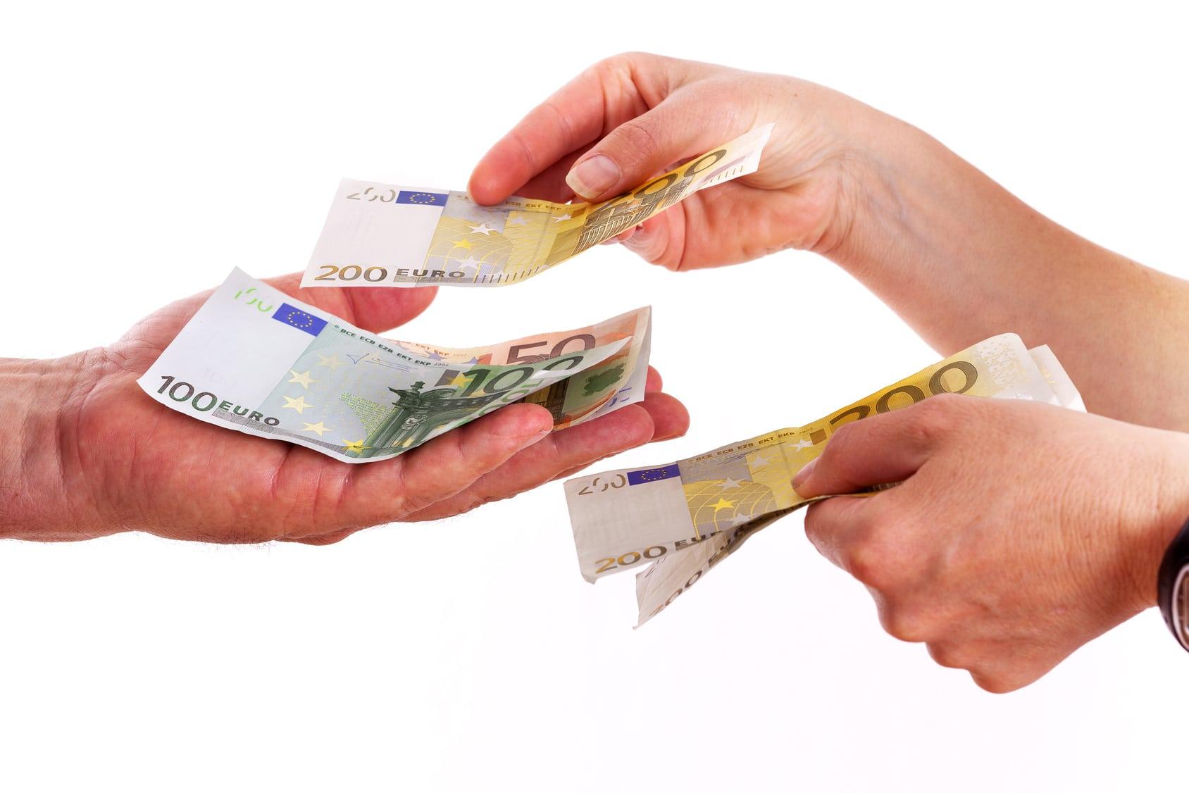 Geld erhalten für Immobilientipp
